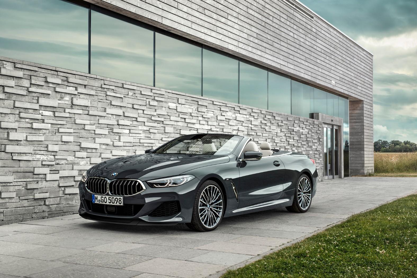 Upoznajte BMW serije 8 u kabrio izdanju! (GALERIJA)