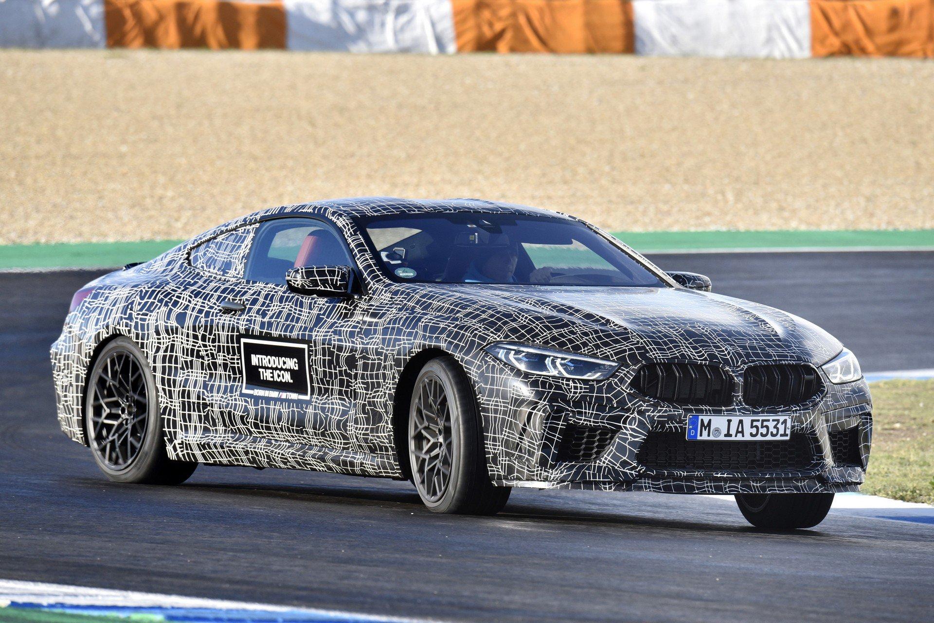 BMW M8 raspolagaće sa najmanje 600 konjskih snaga