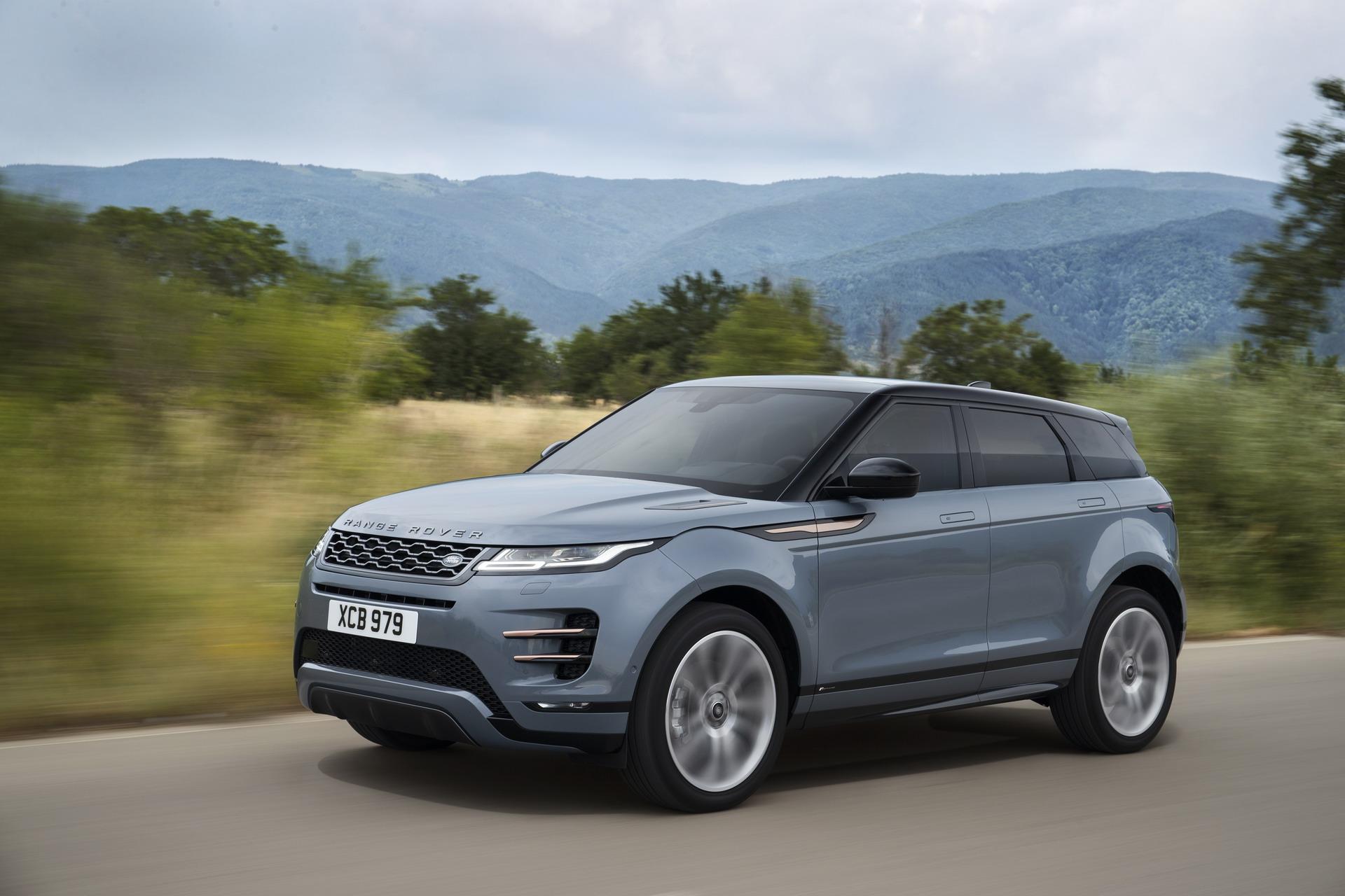 Stigao je novi Range Rover Evoque! (GALERIJA)