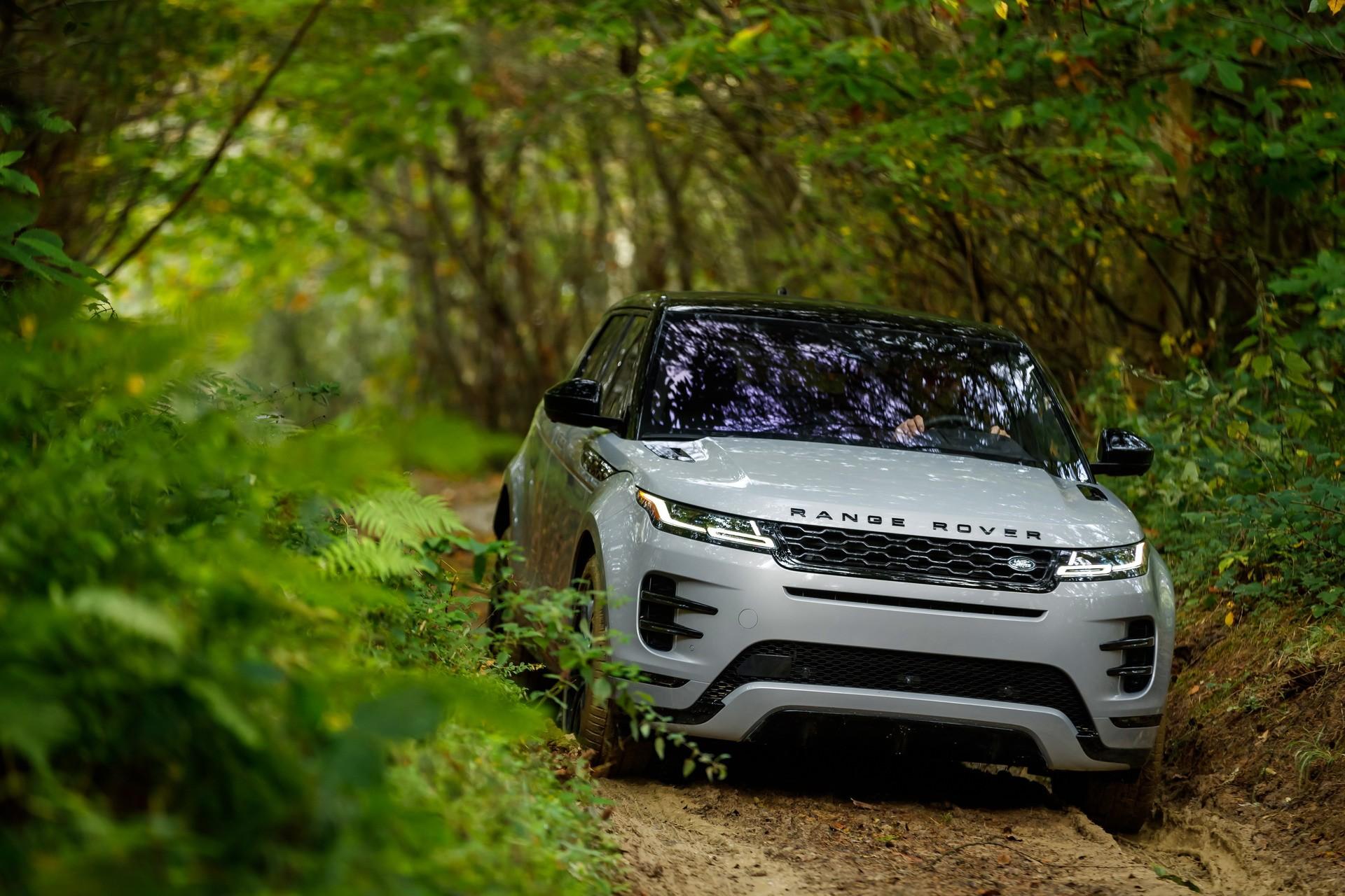 Range Rover Evoque (2020.)