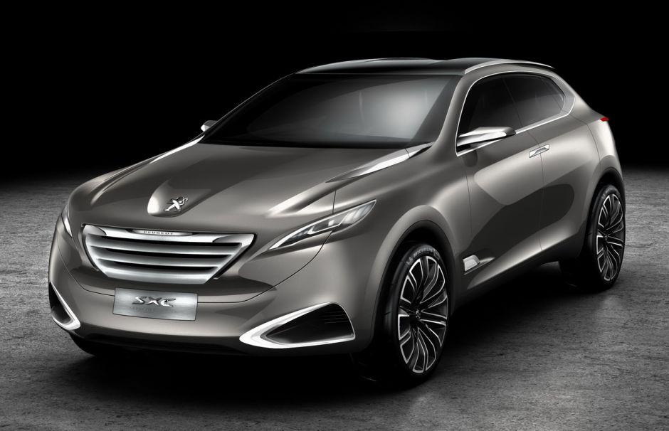 Peugeot sprema SUV perjanicu – model 7008?