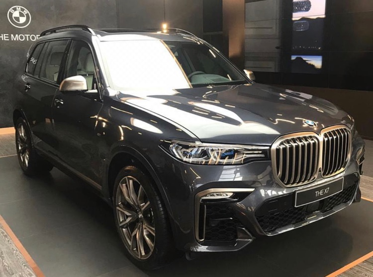 "BMW X7 u ""realnosti"" (VIDEO I GALERIJA)"