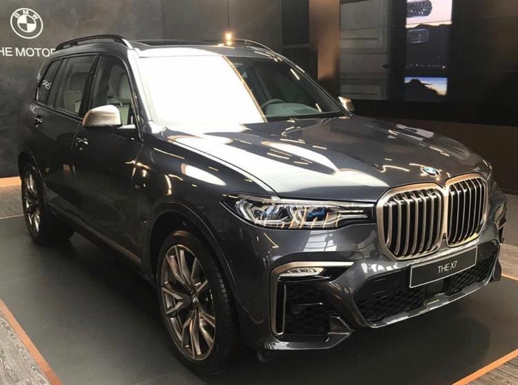 """BMW X7 u """"realnosti"""" (VIDEO I GALERIJA)"""