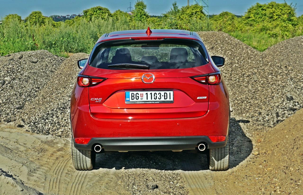 Mazda povlači 640.000 vozila zbog problema sa dizel motorom