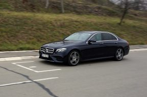 Mercedes E klasa 1