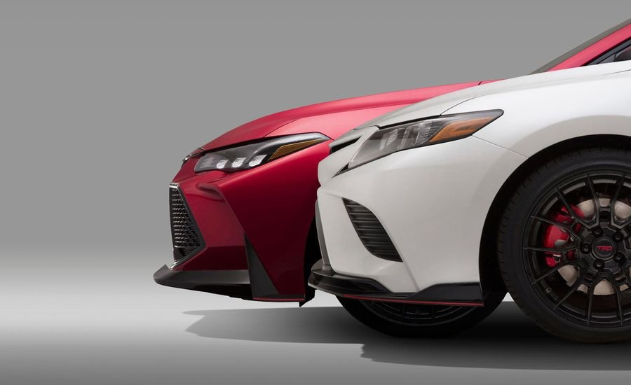 Stižu TRD verzije Toyote Camry i Avalona
