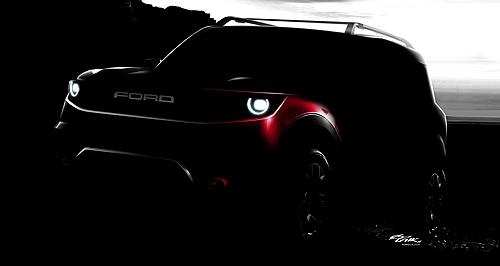 Baby Bronco će verovatno poneti naziv Ford Puma