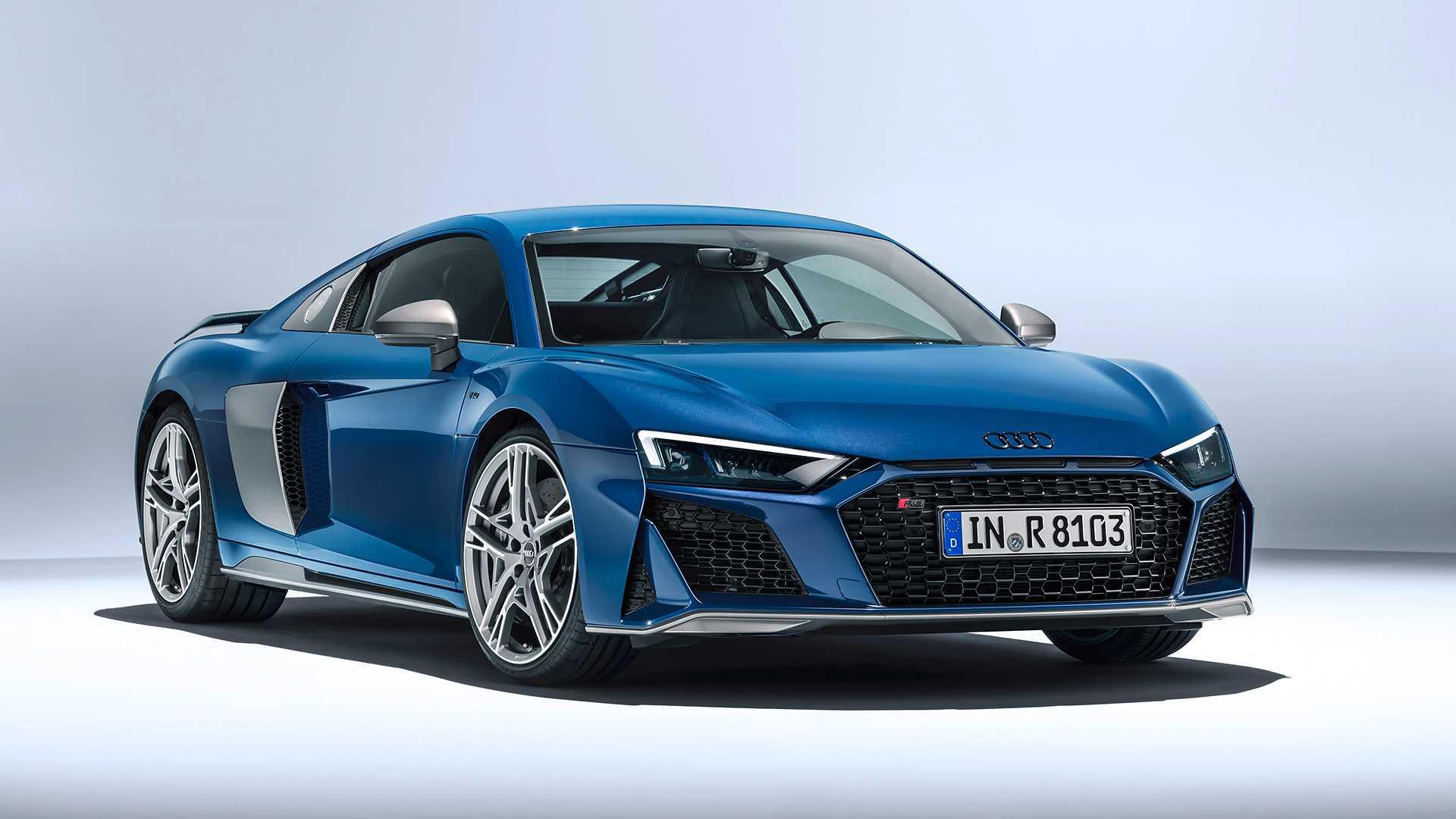 """""""Audi R8 će zauvek biti dostupan samo sa V10 motorom"""""""