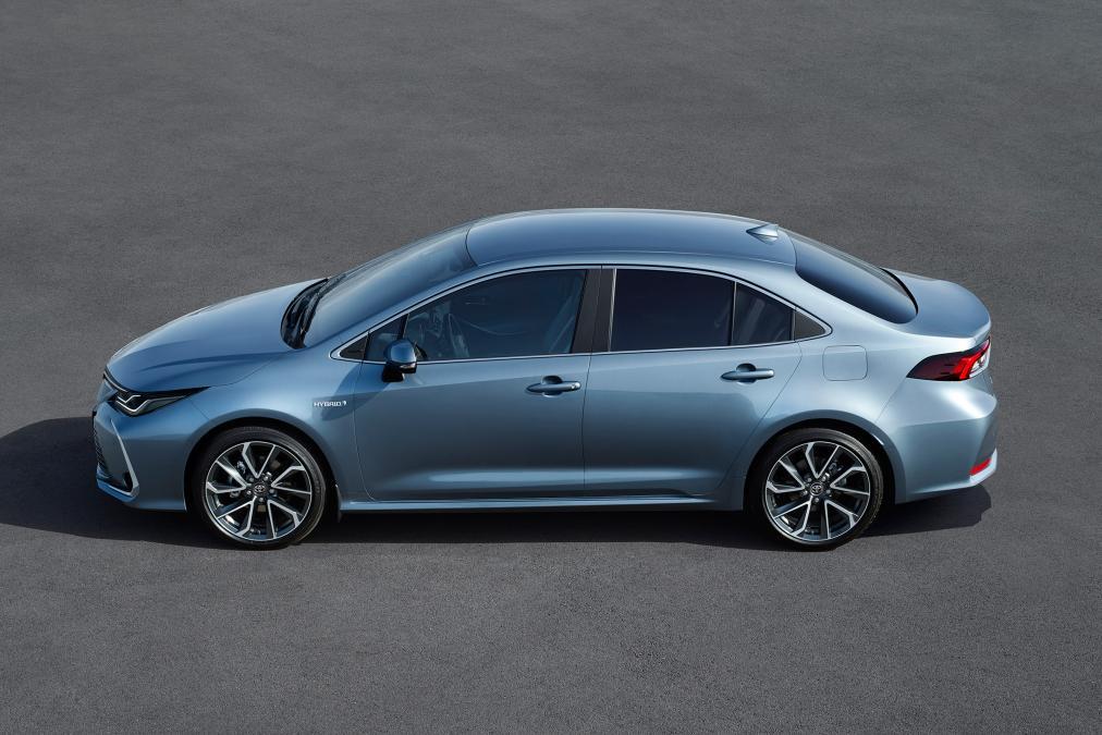 Predstavljena Toyota Corolla sedan (2019.)