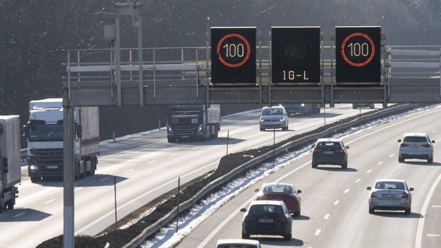 Austrija: Elektromobilima dozvoljena viša brzina kretanja na petini kilometara svih autoputeva