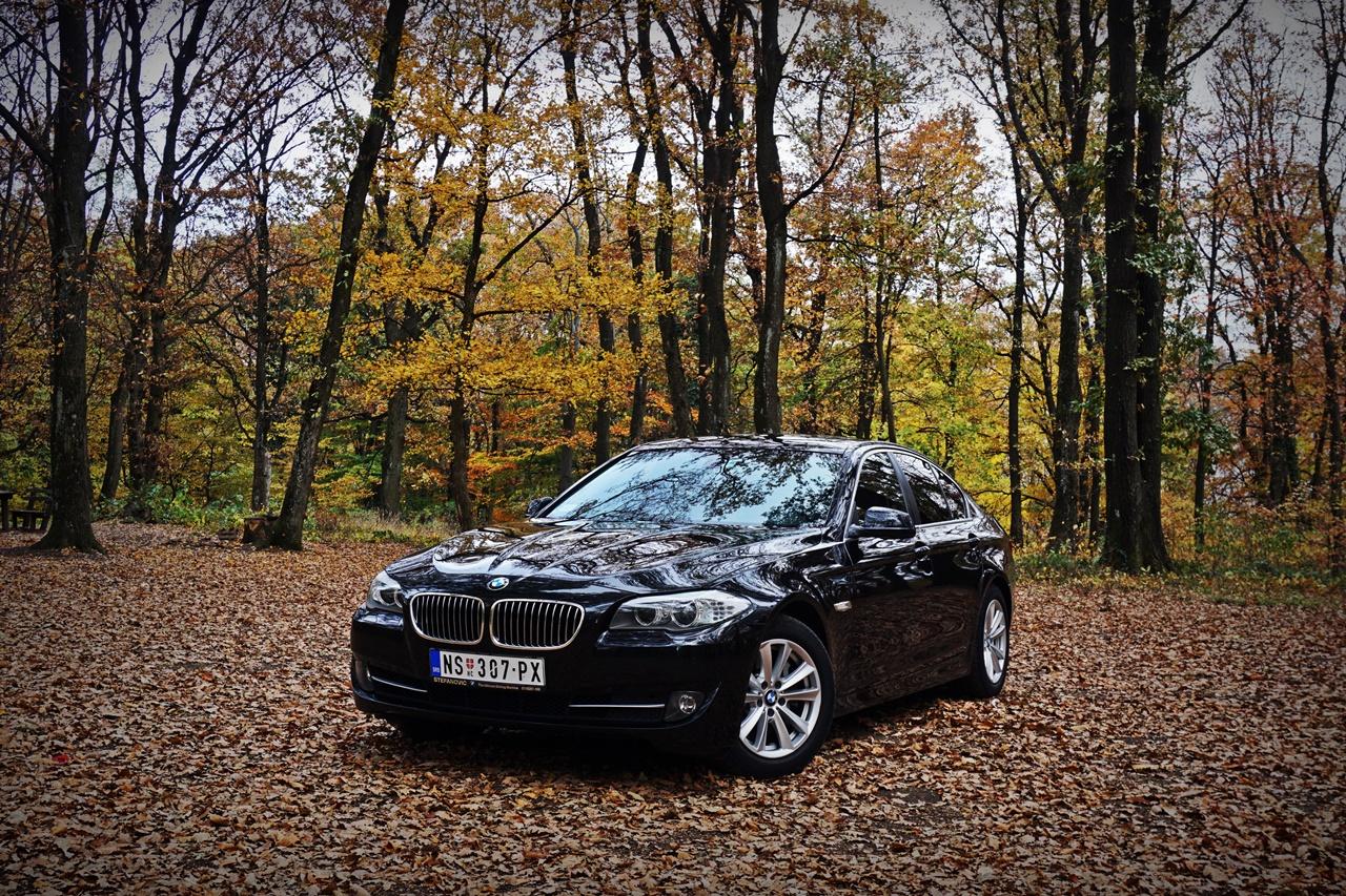 BMW 528i xDrive (2013.) – Atraktivan i aktuelan kao prvog dana