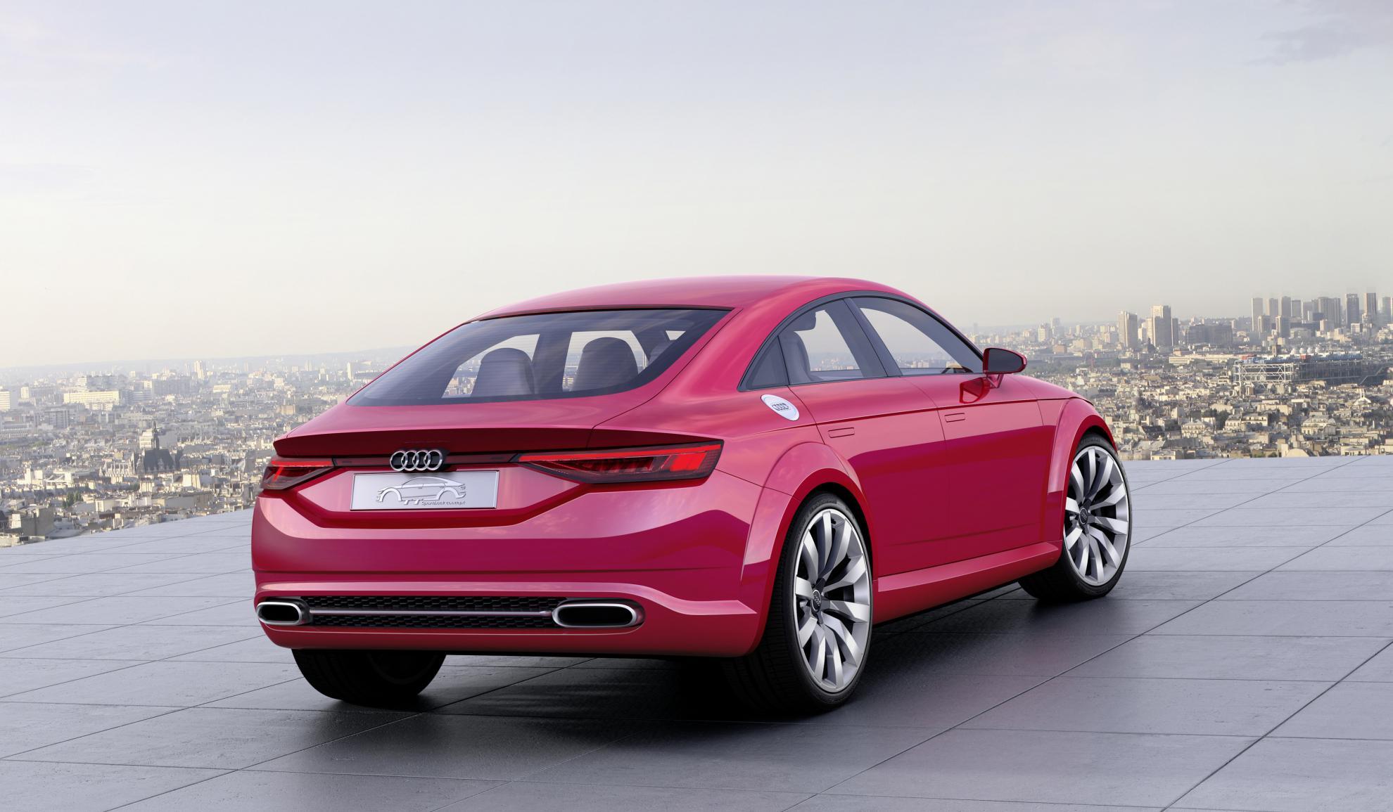 Audi A3 Sportback kao rival za Mercedes CLA?
