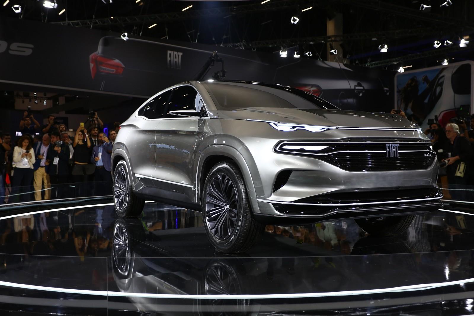 Fiat predstavio Fastback Toro koncept na Salonu automobila u Sao Paolu (VIDEO)