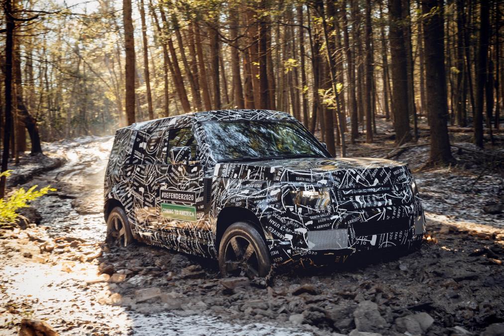 Prve zvanične fotografije Land Rover Defendera (GALERIJA)