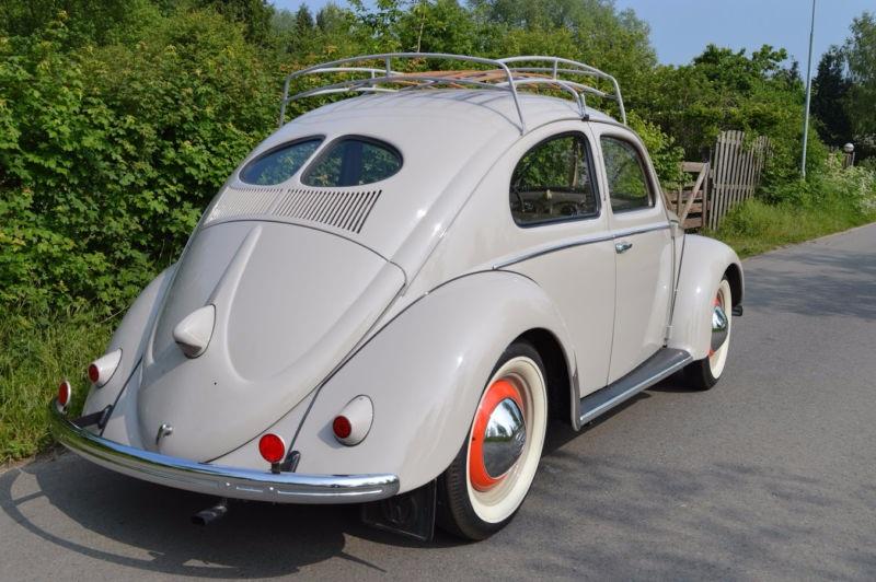 """Zanimljivost dana: Volkswagen """"Buba"""" dizel iz 1950-ih godina"""