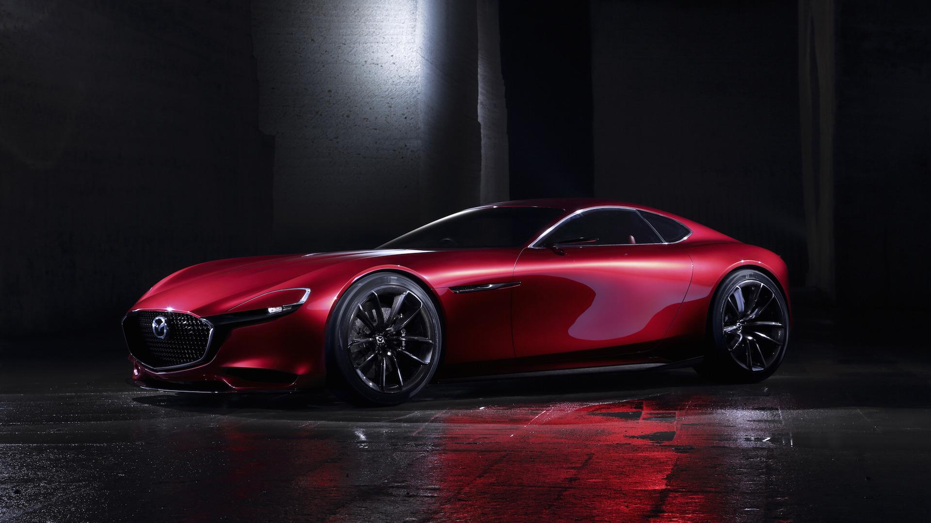 U Mazdi svi sanjaju o novom RX modelu