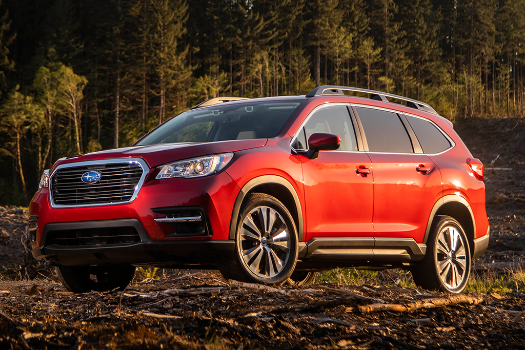 "Čak 7 Subaruovih modela dobilo ""Top Safety Pick+"" ocene za bezbednost"