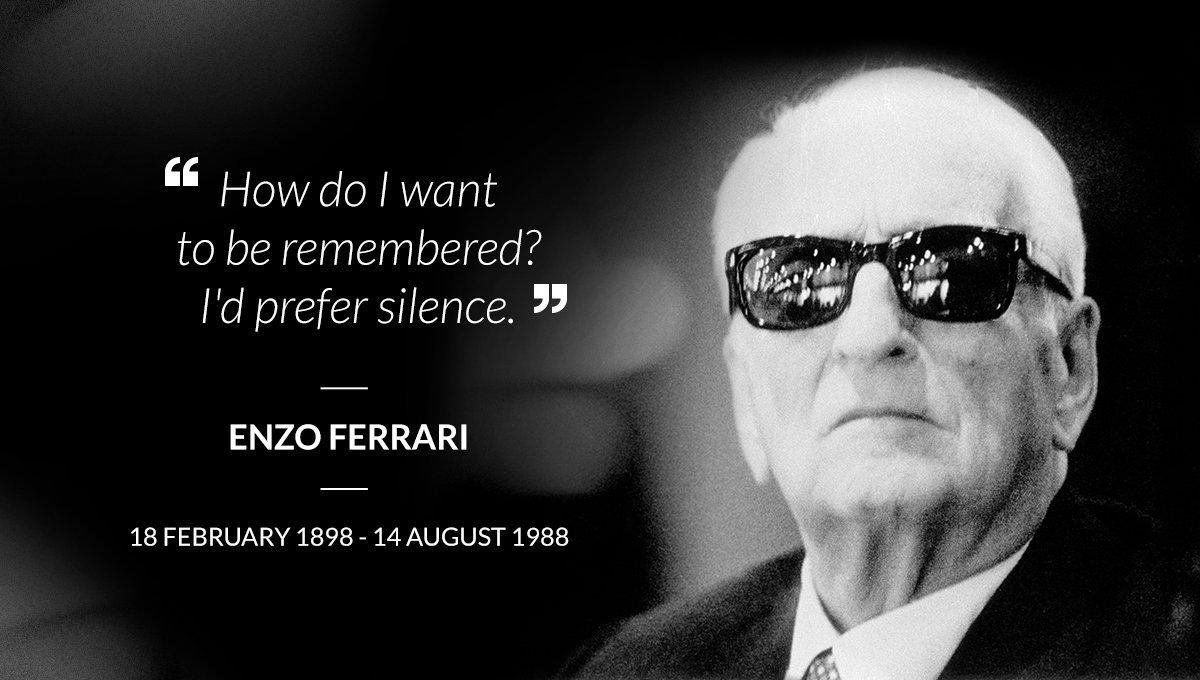 Enco Ferari – Čovek koji je stvorio legendu (I DEO)