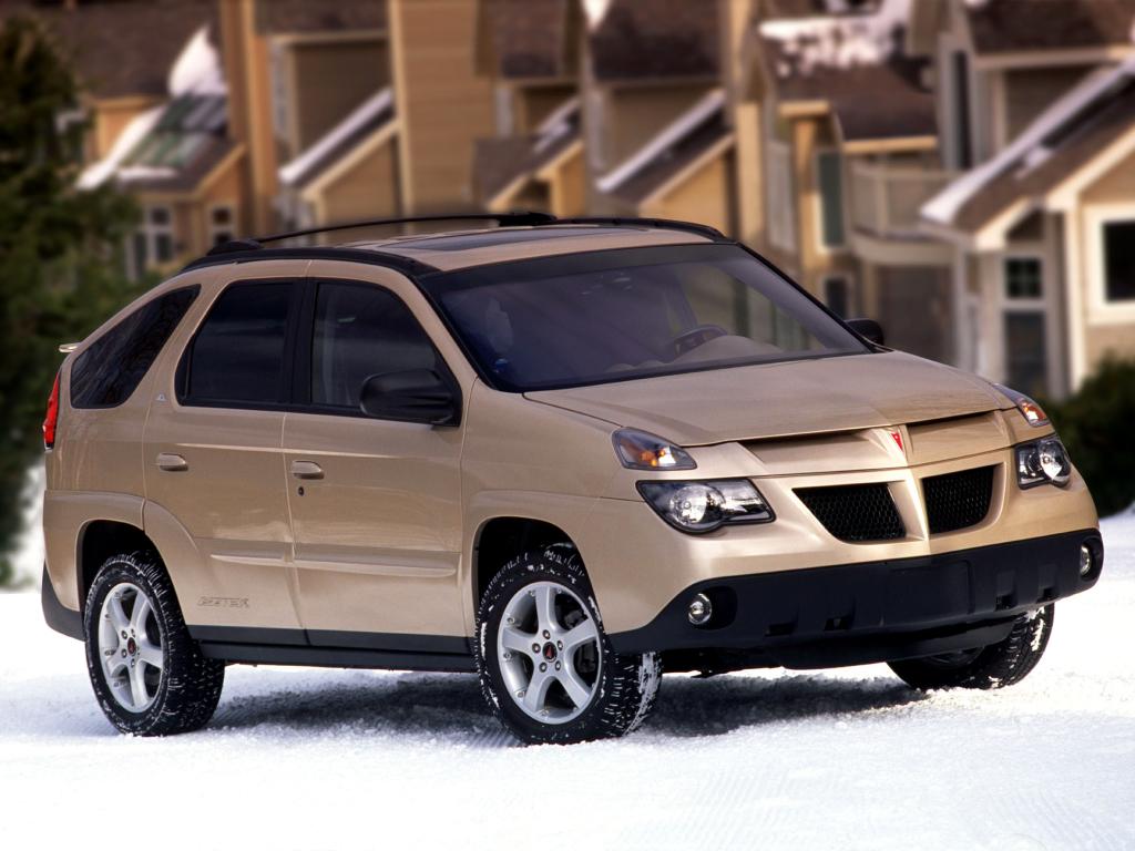 Zanimljivost dana: Pontiac Aztek – najveći promašaj u automobilskoj industriji