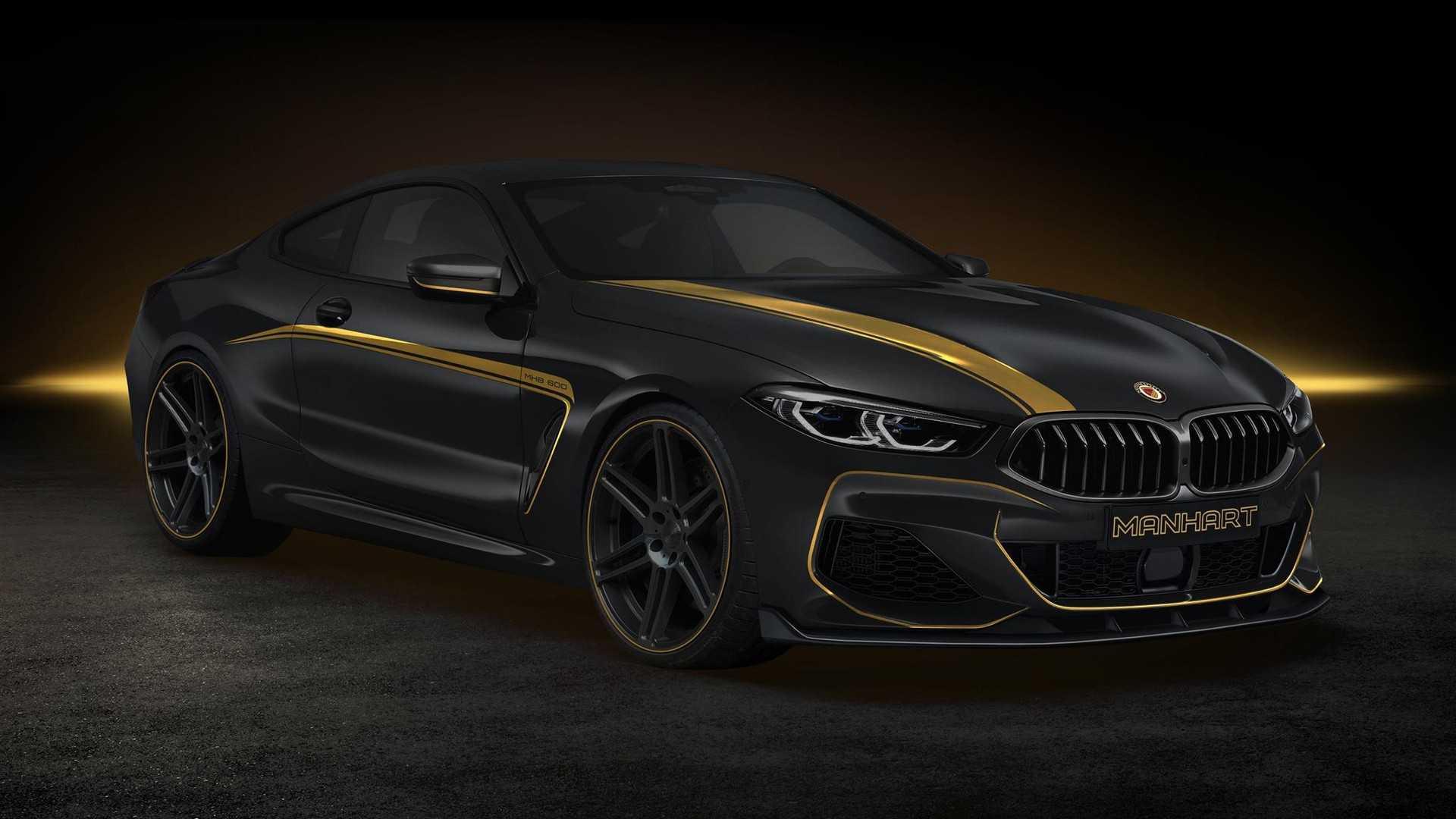 MH8 600 je ono što želimo da vidimo u obliku BMW-a M8