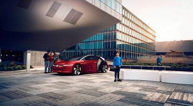 Volkswagen with new IQ.DRIVE umbrella brand campaign