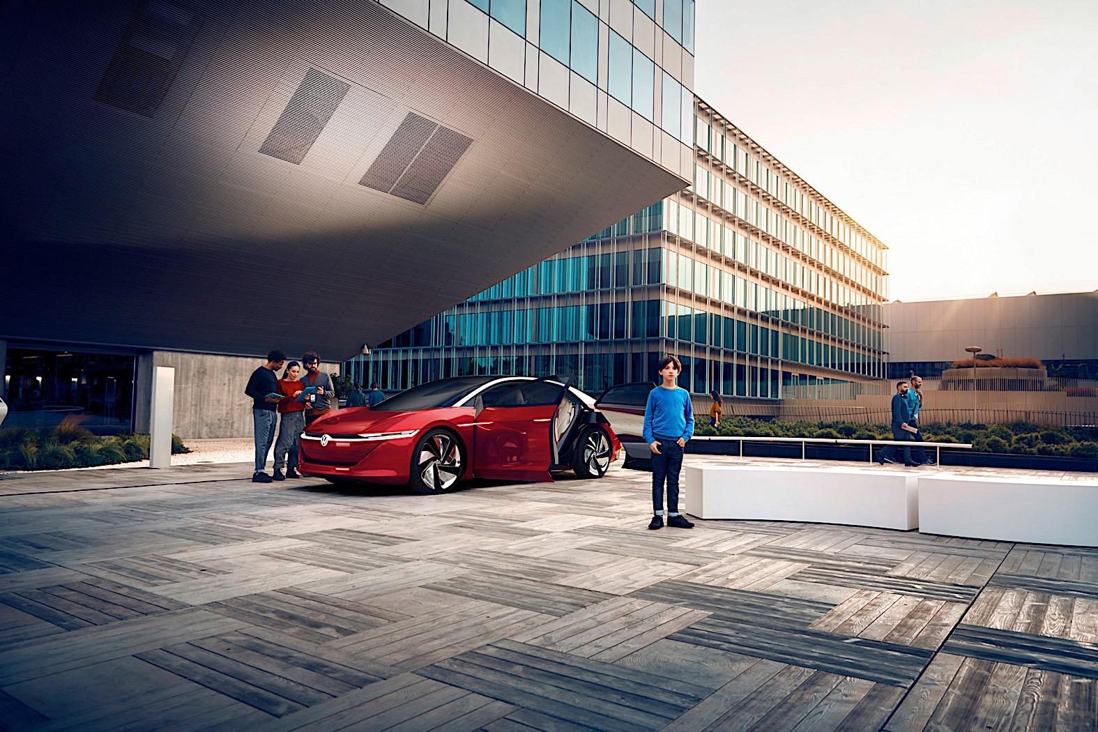 Volkswagen uvodi IQ.DRIVE i najavljuje redizajn logoa