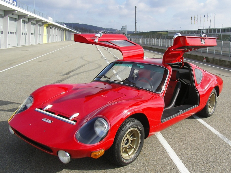 Zanimljivost dana: Melkus RS1000 – Ferrari istočne Evrope (Video)