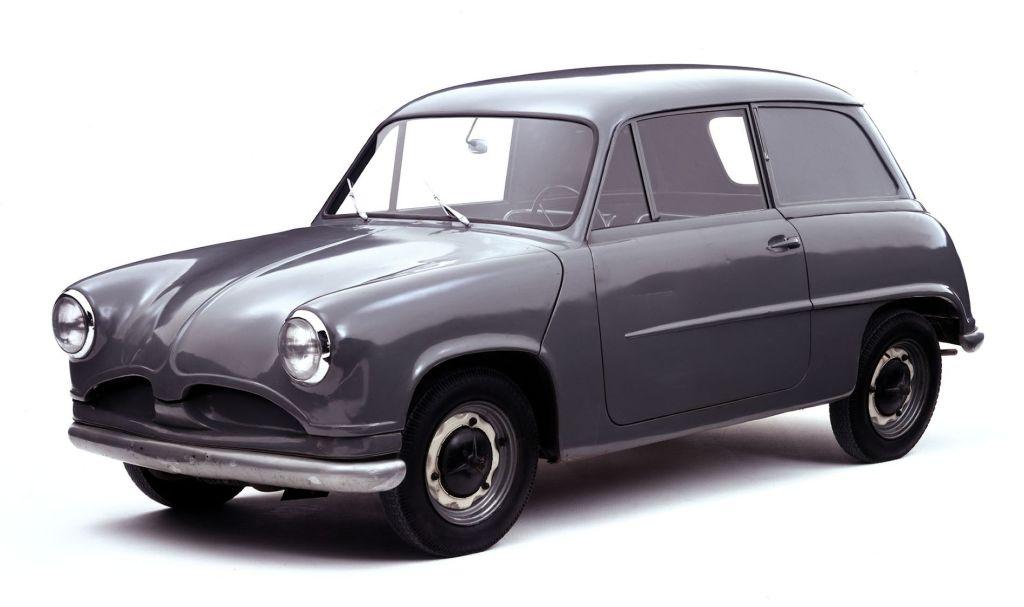 """Zanimljivost dana: Volkswagen je imao """"Mini"""" pre Minija"""