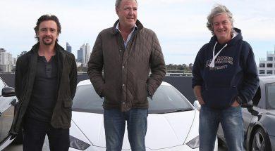 Former Top Gear Hosts in Perth, Western Australia