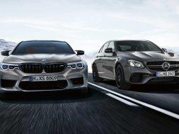 BMW vs. Mercedes
