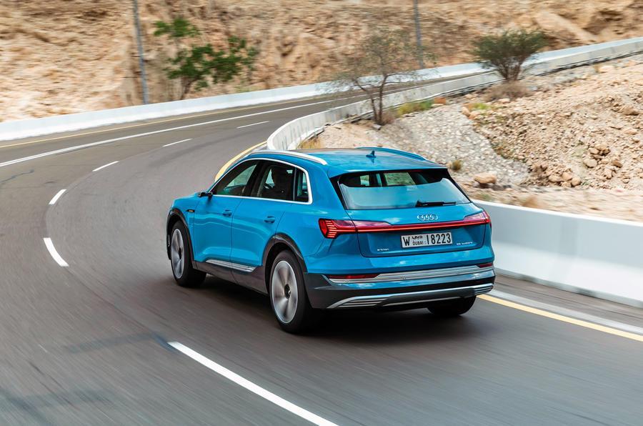 Audi e-tron – počinje isporuka prvih primeraka
