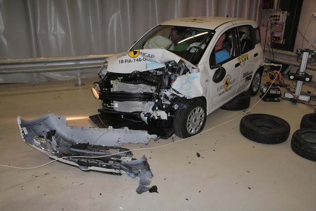 "Reakcije Italijana na ""Euro NCAP zaveru protiv FCA"""