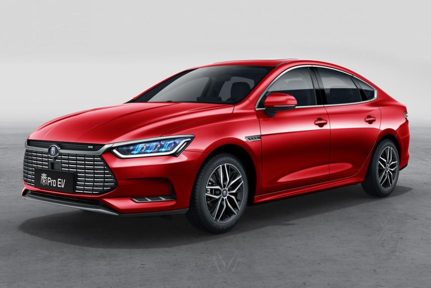 BYD Qin čisto električni sedan posedovaće autonomiju od oko 600 kilometara