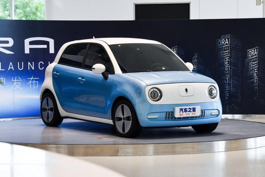 Mali i pristupačan kineski elektromobil Ora R1