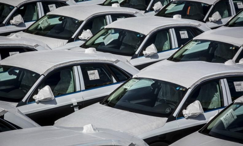 Nastavlja se pad prodaje novih automobila u Evropi