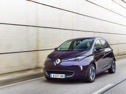2018 – Renault ZOE