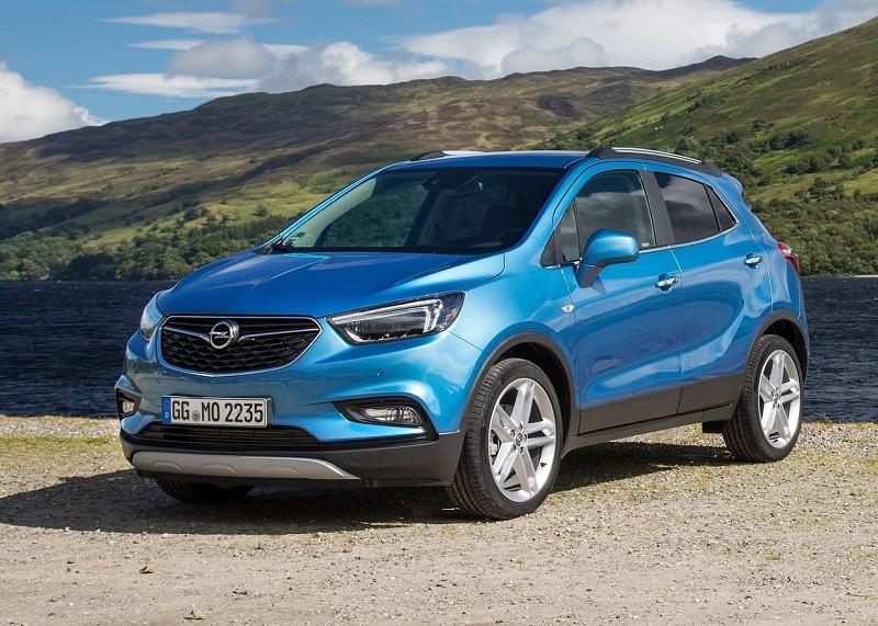 Opel priprema električnu Mokku X