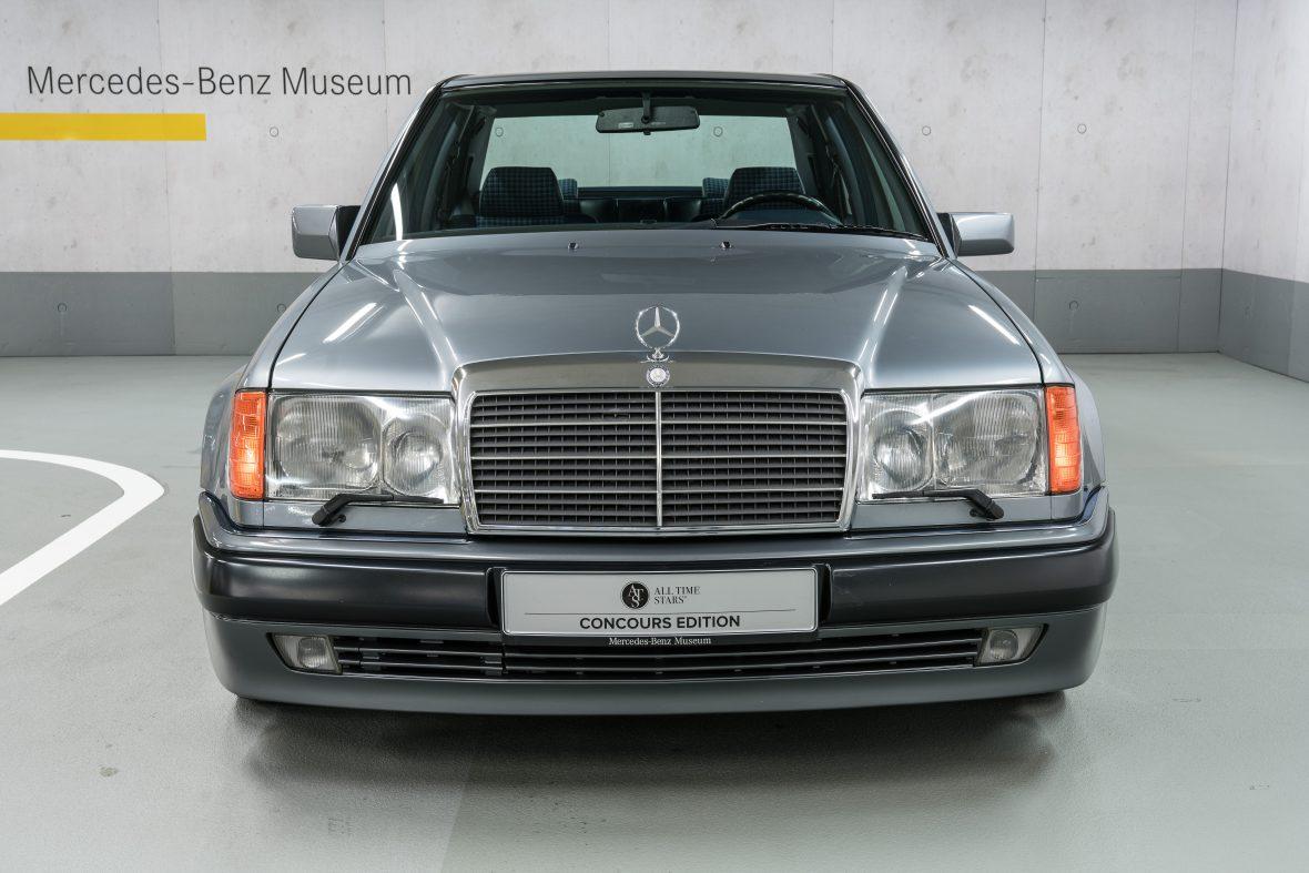 Jednostavno legenda - Mercedes-Benz 500E - E500 W124 - Auto Republika