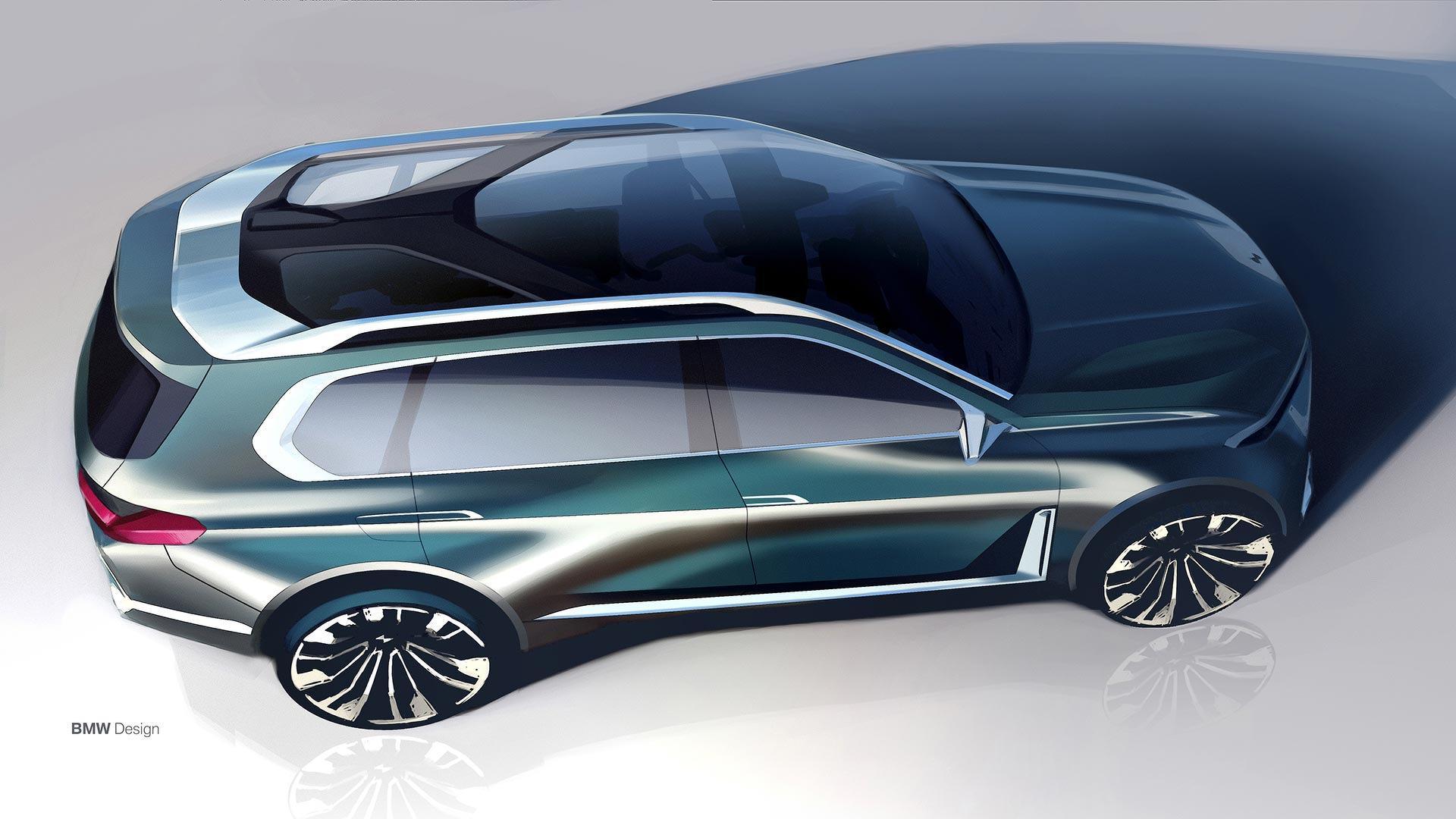 X8 će biti najskuplji SUV sa BMW značkom