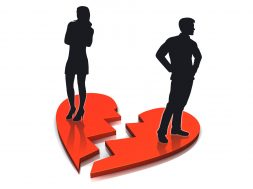 Frau & Mann: Trennung