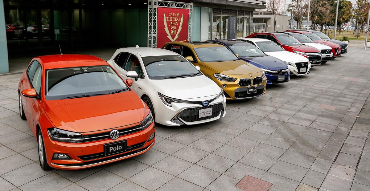 Veliko iznenađenje u izboru za automobil godine u Japanu