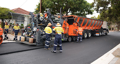 Gumirani asfalt ušao u probnu primenu