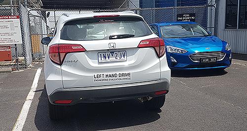 Honda HR-V kao inženjering uzor za Ford EcoSport