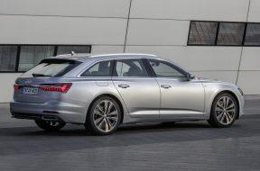 2018 / Audi A6 Avant