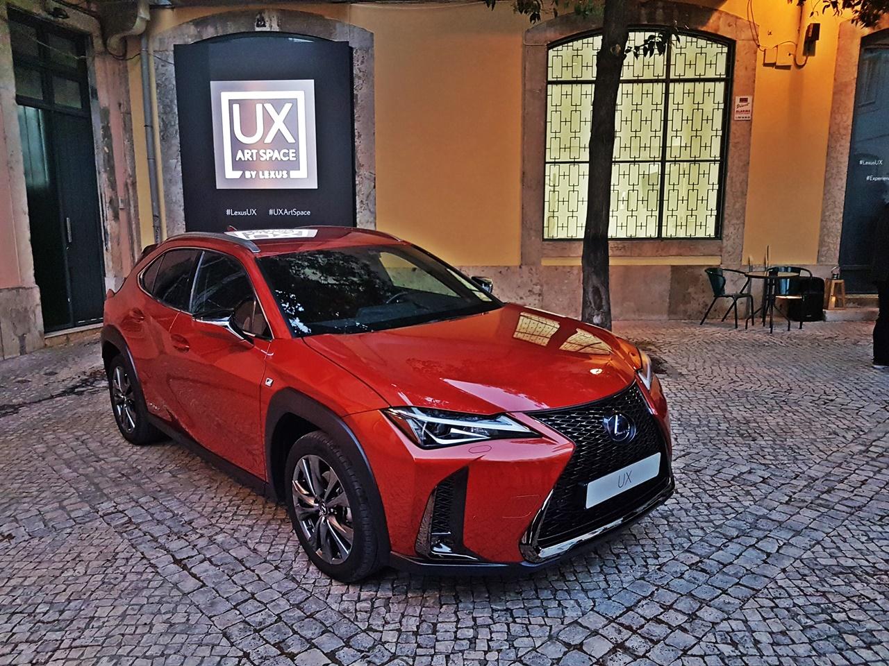 Kakav nam je automobil potreban? – Lexus UX 250h