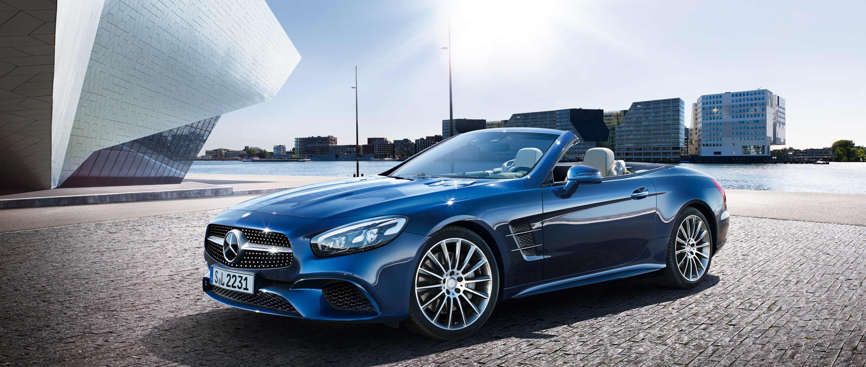 Mercedes: Sledeća generacija SL-a će biti inspirisana jednim od najljepših automobila ikada