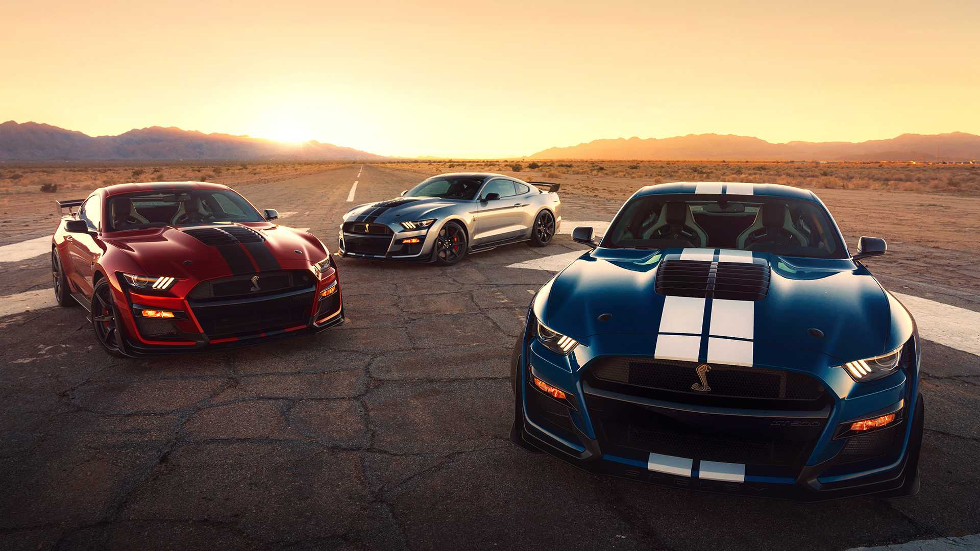 Ford Shelby GT500 – zver sa preko 700 konja (VIDEO I GALERIJA)