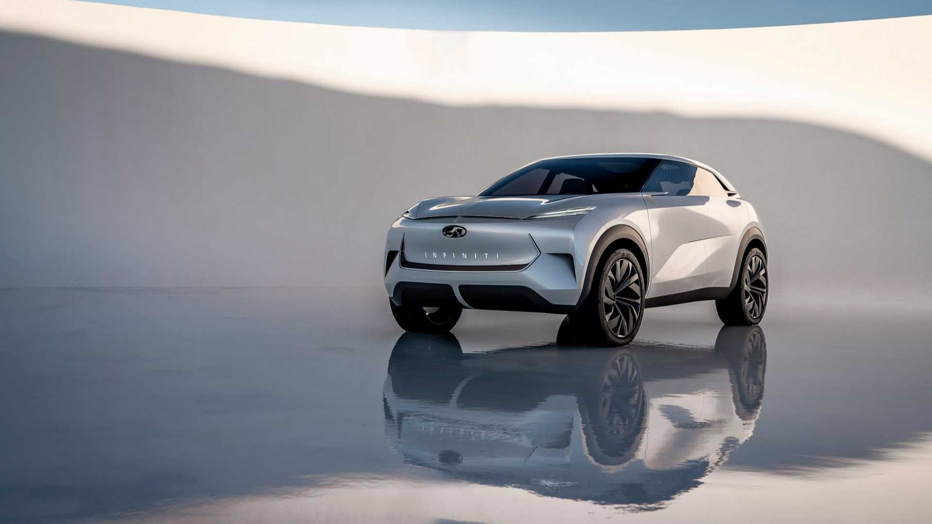 Infiniti QX Inspiration – vesnik serijskog električnog SUV-a