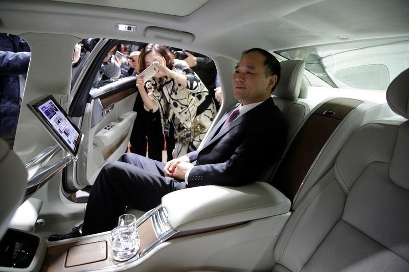 Li Šufu iz kompanije Geely drastično smanjio učešće u kapitalu Daimlera