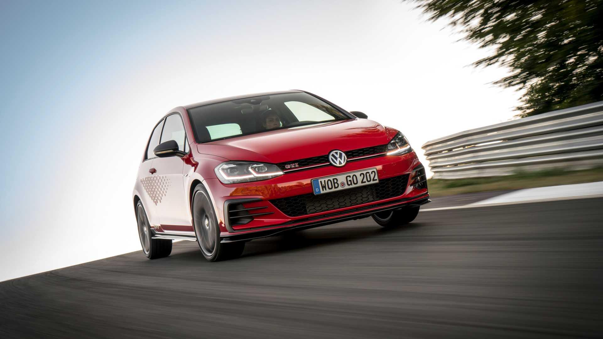 Volkswagen Golf GTI TCR inspirisan trkačkim primerkom